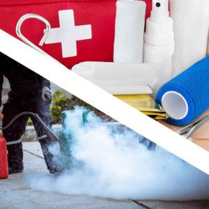 Corsi per addetti antincendio e primo soccorso